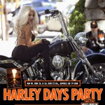 Harley Days Party